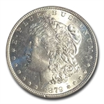 1879 Morgan Dollar - MS-64+ Plus PCGS