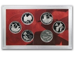 2009 Territories Silver Quarter Proof Sets