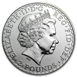 2005 1 oz Silver Britannia (Brilliant Uncirculated)