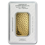 1 oz Sunshine Minting Gold Bar (in Assay)
