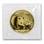2011 1/4 oz Gold Chinese Panda - (Sealed)