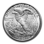 1/10 oz Walking Liberty Silver Round .999 Fine