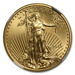 2010 1/4 oz Gold American Eagle MS-70 NGC (Early Releases)