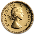 South Africa 1 Pound Proof Gold Coin Random Dates