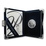 2008-W 1/4 oz Proof Platinum American Eagle (w/Box & CoA)