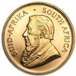 1990 1 oz Gold South African Krugerrand