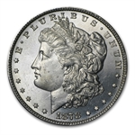 1878 Morgan Dollar - 7/8 Tailfeathers Strong BU