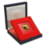 .825 oz Gerald R. Ford Inauguration Gold Medal (18K)