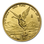 2011 1/10 oz Gold Mexican Libertad (Brilliant Uncirculated)