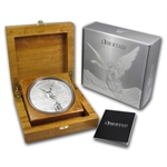 2011 32.15 oz Kilo Silver Libertad Proof Like - (W/Box & COA)