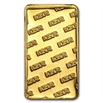 1/2 gram Gold Bar (Secondary Market) 999+ Fine