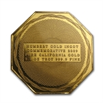 2.5 oz $50 Gold Humbert Commemorative NGC Gem Proof Ultra Cameo