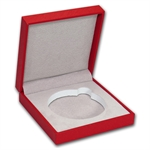 Lunar Series II (5oz Silver) - Single Coin Red Presentation Box