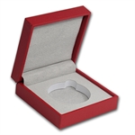 Lunar Series II (1 oz Silver) Red Presentation Box