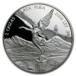 2006 2 oz Proof Silver Mexican Libertad