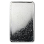 5 gram Johnson Matthey Silver Bar .999 Fine (Clipper Ship)