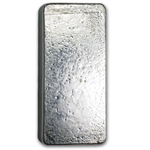 1 kilo (32.15 oz) Johnson Matthey & Mallory Silver Bar (Maple)