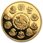 2010 1 oz Proof Gold Mexican Libertad
