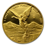 2009 1 oz Proof Gold Mexican Libertad