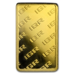 10 gram Istanbul Gold Refinery Bar (In Assay) .9999 Fine