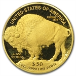 2011-W 1 oz Proof Gold Buffalo PR-70 PCGS (First Strike)