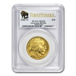 2008-W 1/2 oz Gold Buffalo MS-70 PCGS (FS) Registry Set