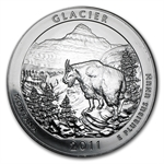 2011 5 oz Silver ATB - Glacier National Park, MT