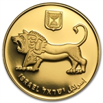 2010 Israel Tower of David 1 oz .9999 Gold Bullion Coin
