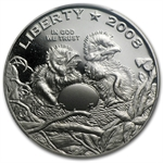 2008-S Bald Eagle Half Dollar Clad Commem - PR-70 DCAM PCGS