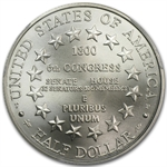 2001-P Capitol Visitor Center Half Dollar Clad Commem MS-70 PCGS