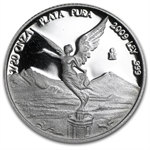 2009 1/20 oz Proof Silver Mexican Libertad (Capsule)