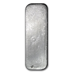 100 oz Johnson Matthey Silver Bar (Secondary Market) .999 Fine