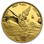 2011 1/4 oz Proof Gold Mexican Libertad