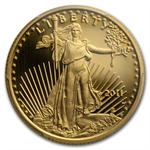 2011-W 1/4 oz Proof Gold American Eagle PR-70 PCGS