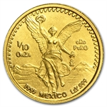 1993 1/10 oz Gold Mexican Libertad (Brilliant Uncirculated)