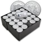 2011 1 oz Silver Austrian Philharmonic (20-Coin MintDirect® Tube)