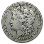 1894 Morgan Dollar - Fine - Key Date