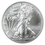 2011 (S) Silver American Eagle - PCGS MS-69 - First Strike