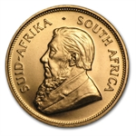 1973 1 oz Gold South African Krugerrand (Brilliant Uncirculated)