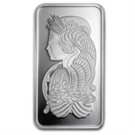 50 gram Pamp Suisse Silver Bar - Fortuna (In Assay)