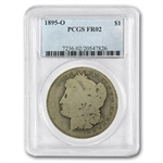 1895-O Fair-2 PCGS Low Ball Registry Coin (1.00)