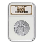 1 oz Platinum American Eagle PCGS/NGC MS-69 (Random Year)