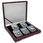 1995-W 5-Coin Proof American Eagle Set PR-69 PCGS