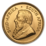1972 1 oz Gold South African Krugerrand BU