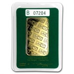 1 oz Johnson Matthey Gold Bar .9999 Fine (In Assay)