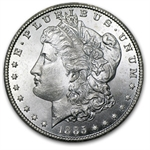 1885-CC Morgan Dollar - Brilliant Uncirculated Roll 20 Coins