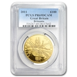 2011 1 oz Proof Gold Britannia PR-69 DCAM PCGS