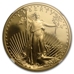 2003-W 1 oz Proof Gold American Eagle PF-70 NGC