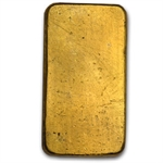 100 gram Rothschild Gold Bar .9999 Fine