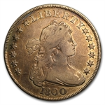 1800 Draped Bust Dollar Very Fine